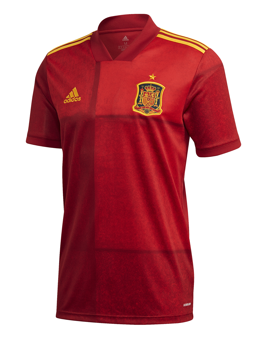 adidas Adult Spain Euro 2020 Home Jersey - Red | Life ...