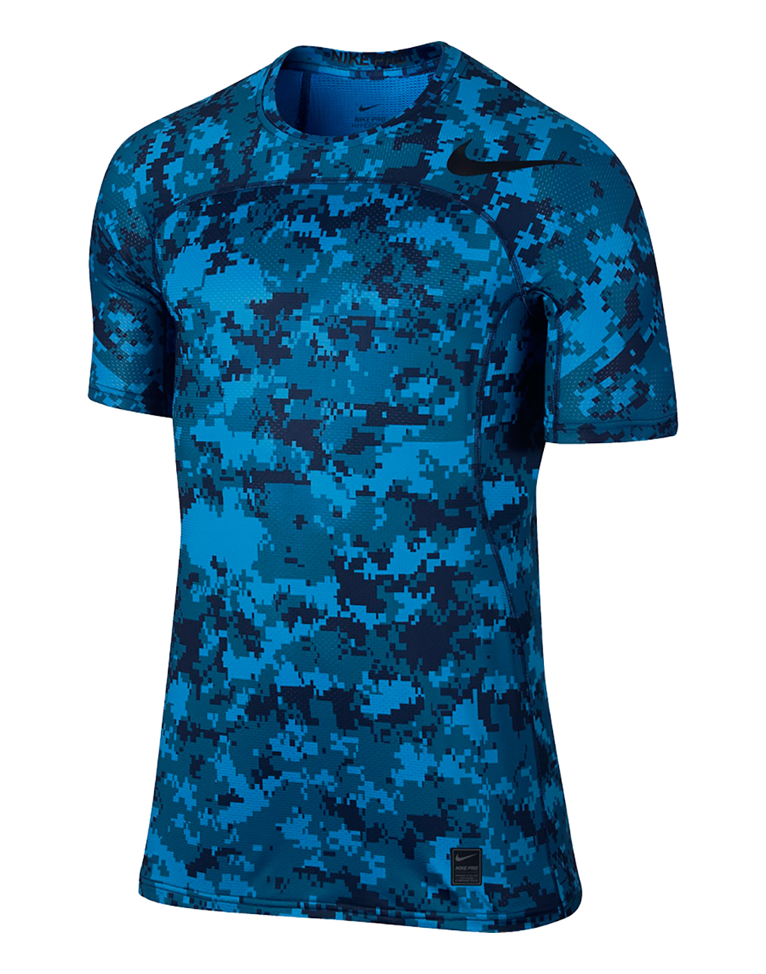db74e4fdda8c Nike Mens Pro Hypercool Fitted T-Shirt