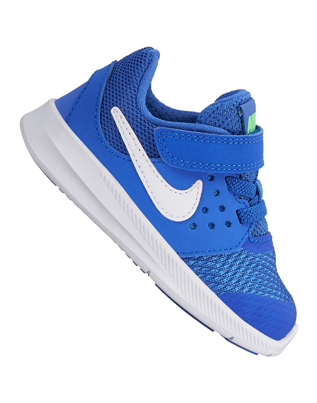 9846777f31 Nike Infant Boys Downshifter | Blue | Life Style Sports