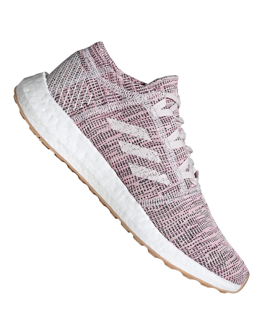5429d74bf7270 Women s Purple adidas Pureboost Go