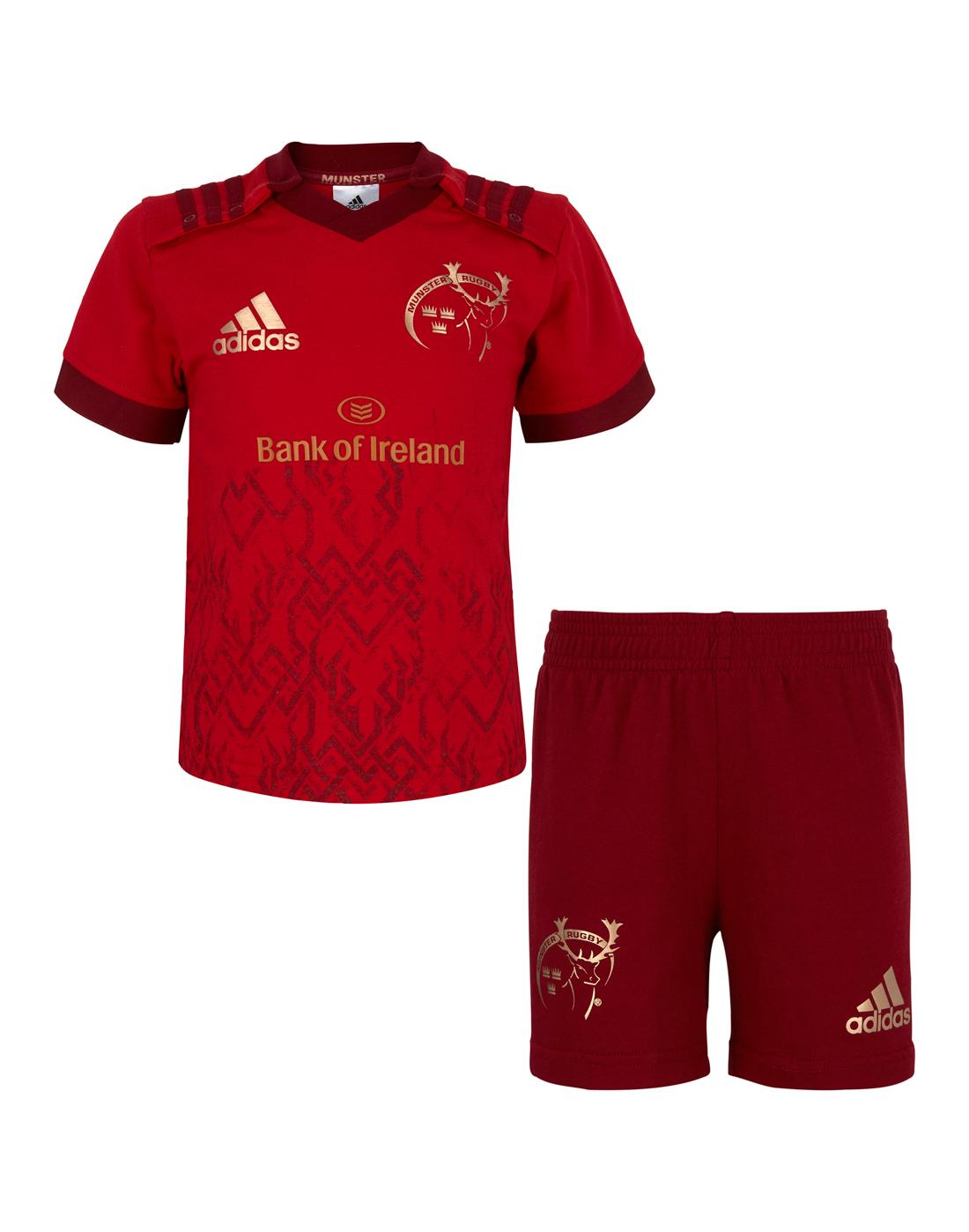 12b7f405d adidas Munster Home Baby Kit 2018 19