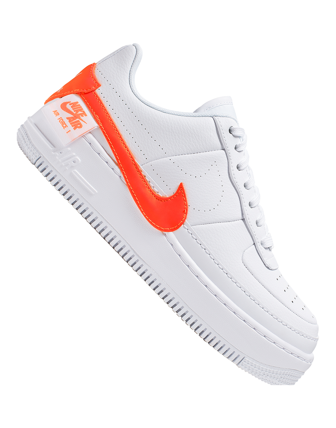 Nike Womens Air Force 1 Jester - White