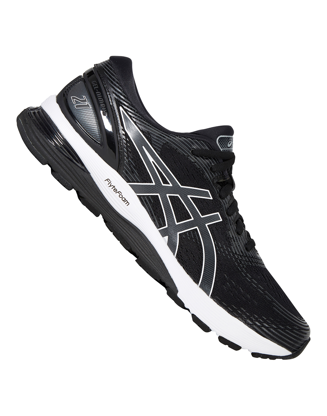 Men s Black ASICS Gel Nimbus 21  18dacea8d322