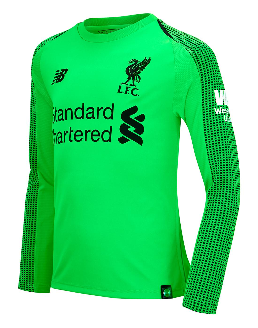 1d0b82f12230e Kids Liverpool 18/19 Goalkeeper Away Shirt | Life Style Sports