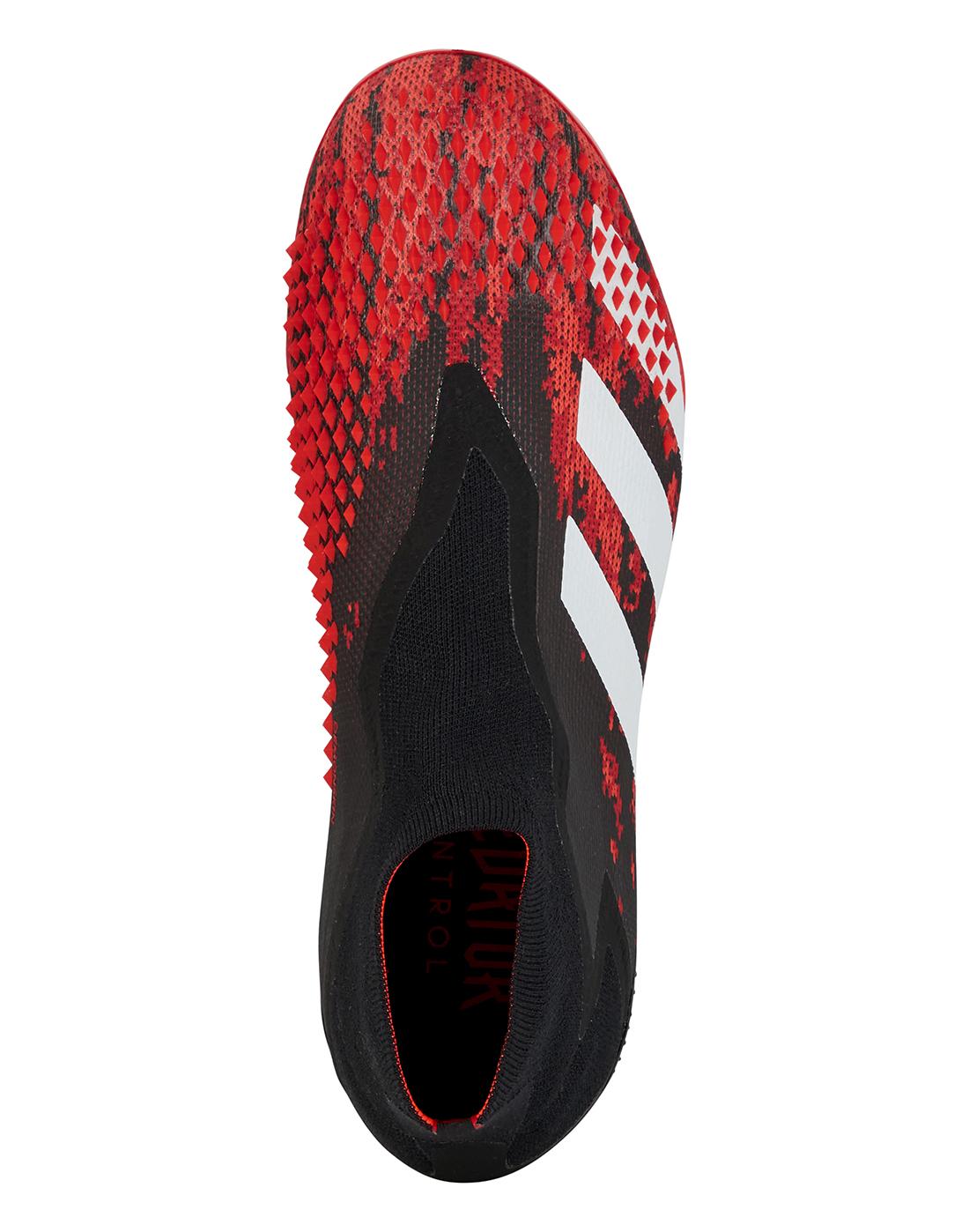 Buy adidas Black Predator 20 Goalkeeper Gloves from the.