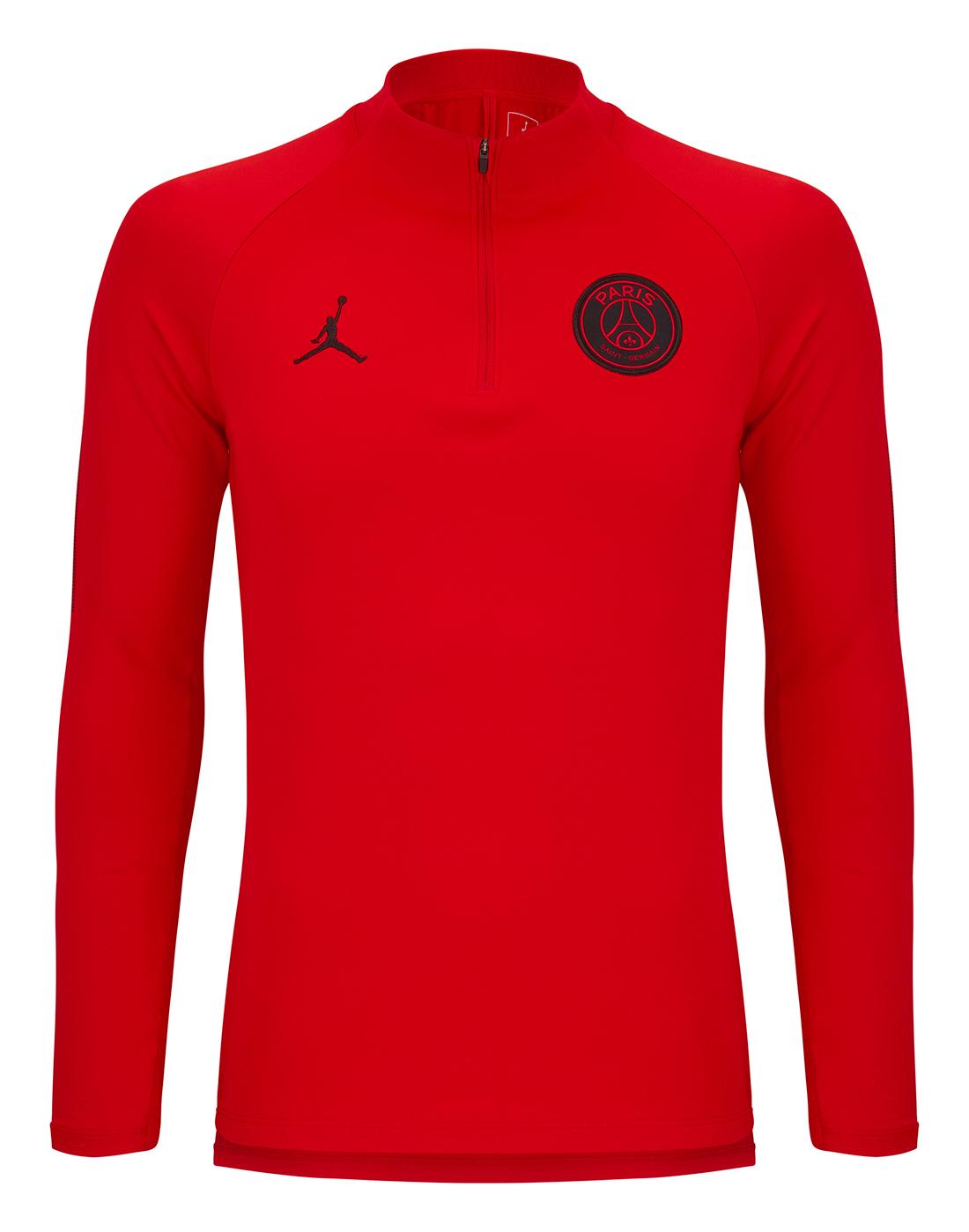 44d22053673 Nike Adult PSG Jordan Training 1/4 Zip   Life Style Sports