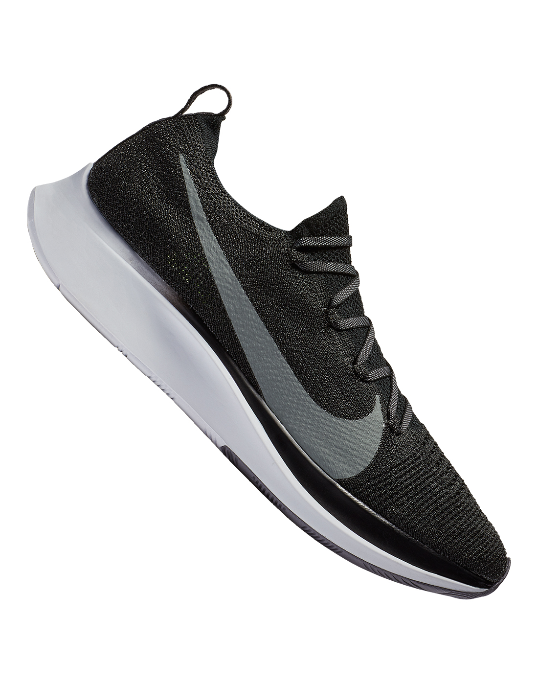 Men's Black Nike Zoom Fly Flyknit