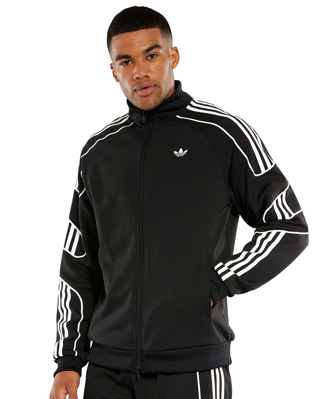 Mens Flamestrike Track Top