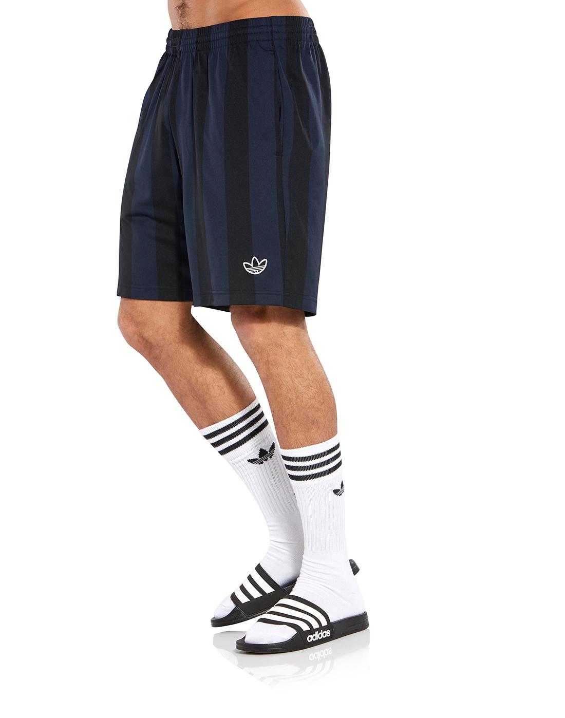 d590cdc301d44 Mens Stripe Shorts