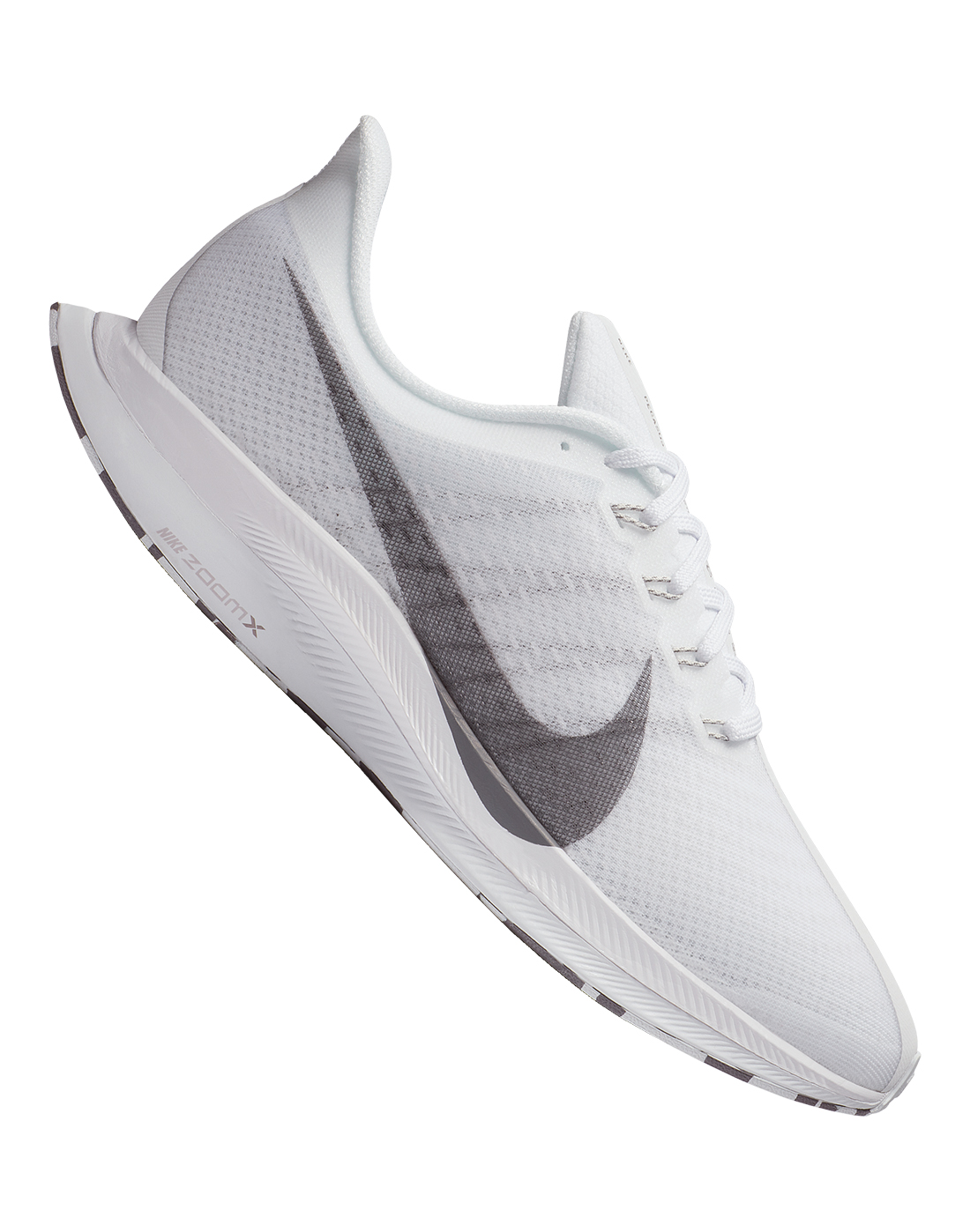 6914ae00206b Men s White Nike Zoom Pegasus Turbo