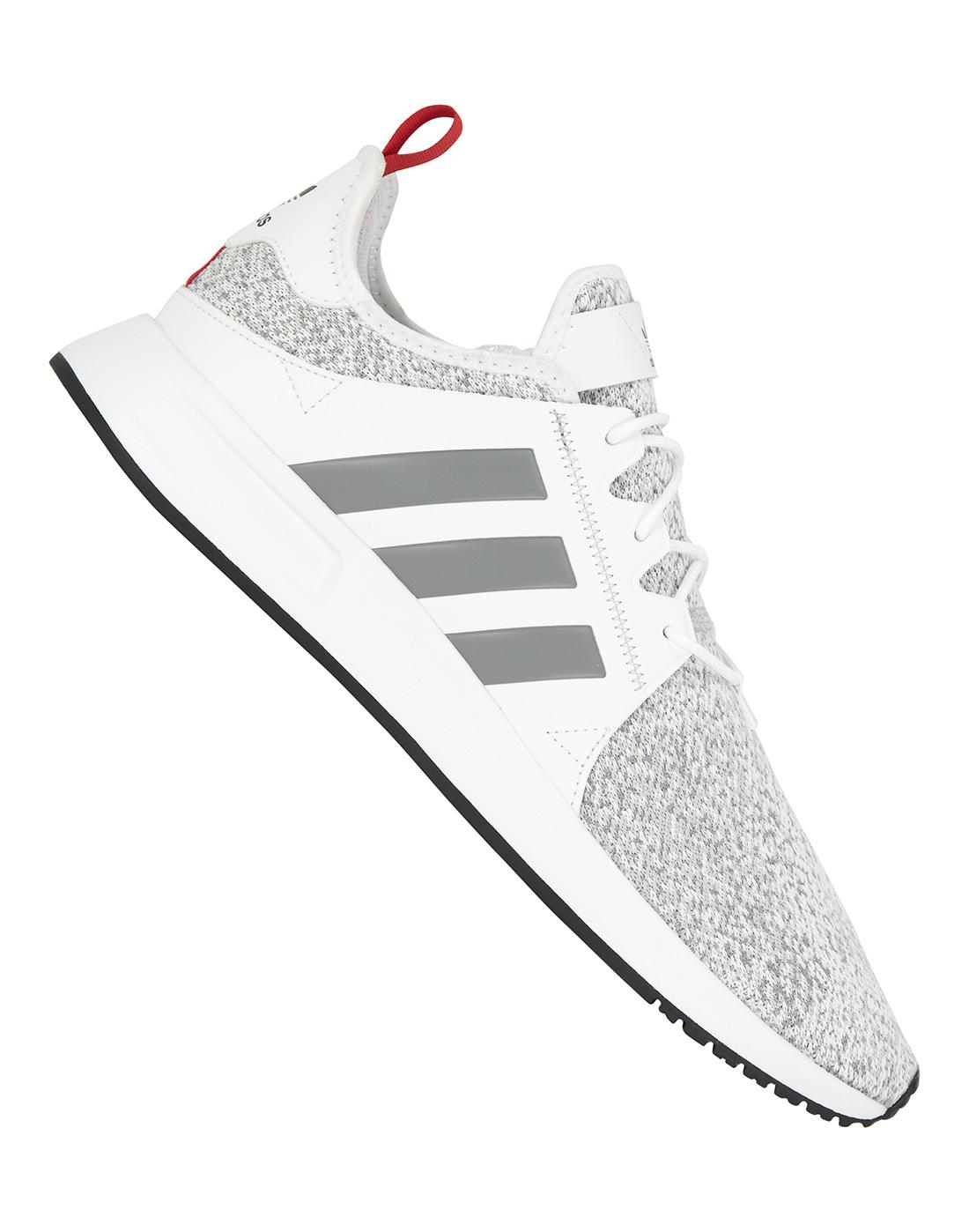 Men's White adidas Originals XPLR