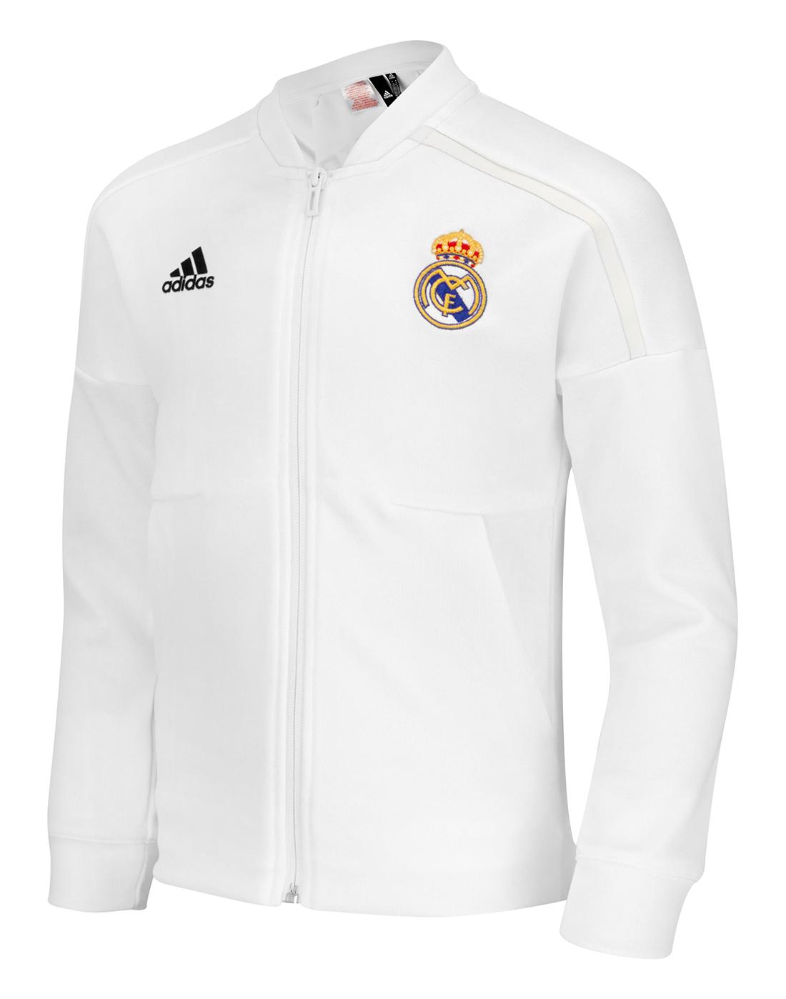 Anthem Zone Madrid Jacket Kids Adidas Real 08wnOvmN