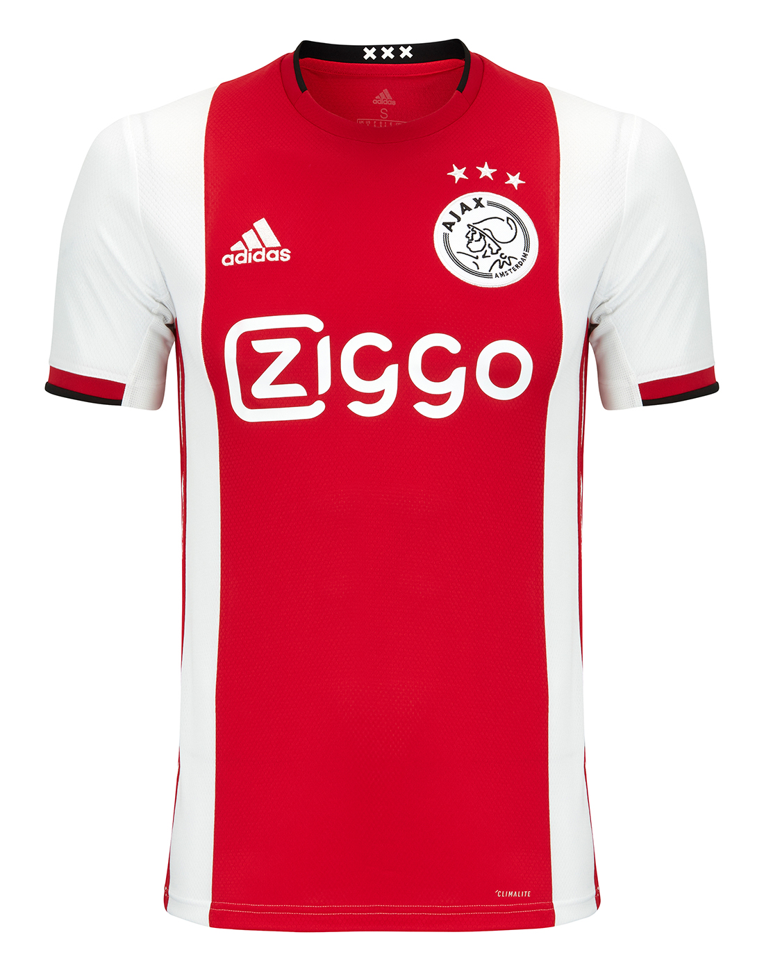Ajax 19/20 Home Jersey | Life Style Sports