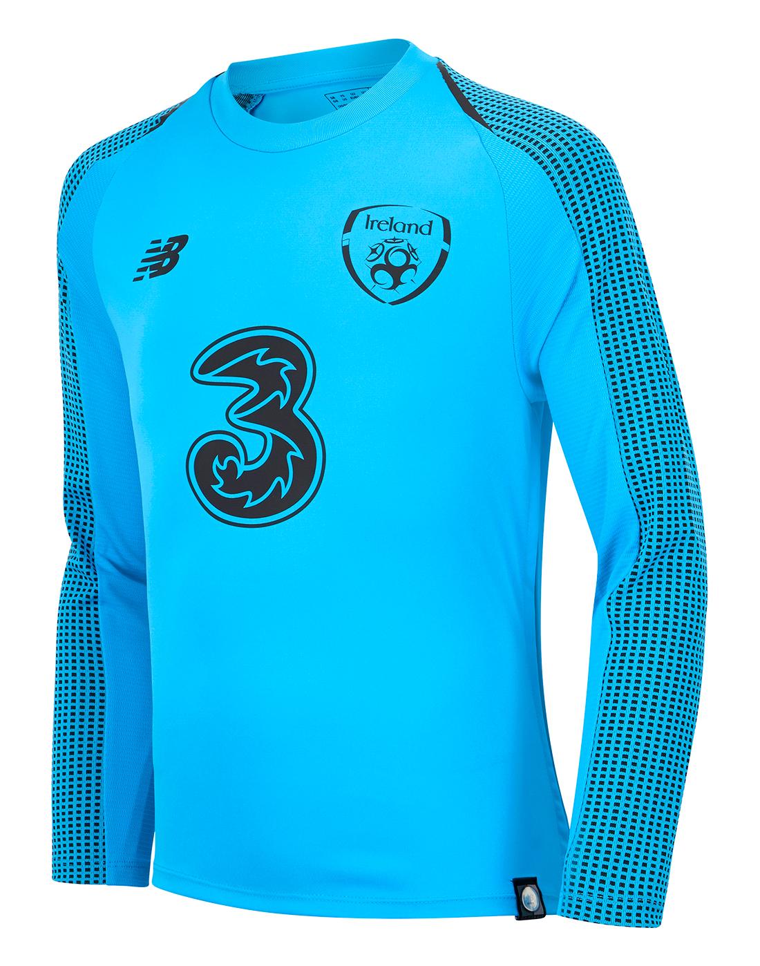 38e81adc091 Kids Ireland Goalkeeper Jersey · Kids Ireland Goalkeeper Jersey ...