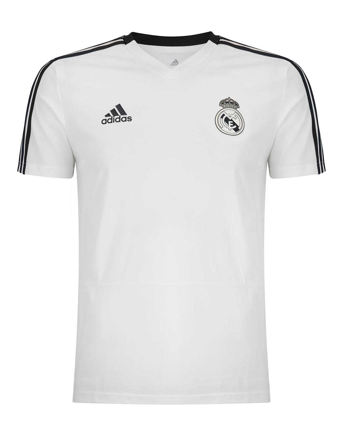 5ade926386c Real Madrid Training Shirt   adidas   Life Style Sports