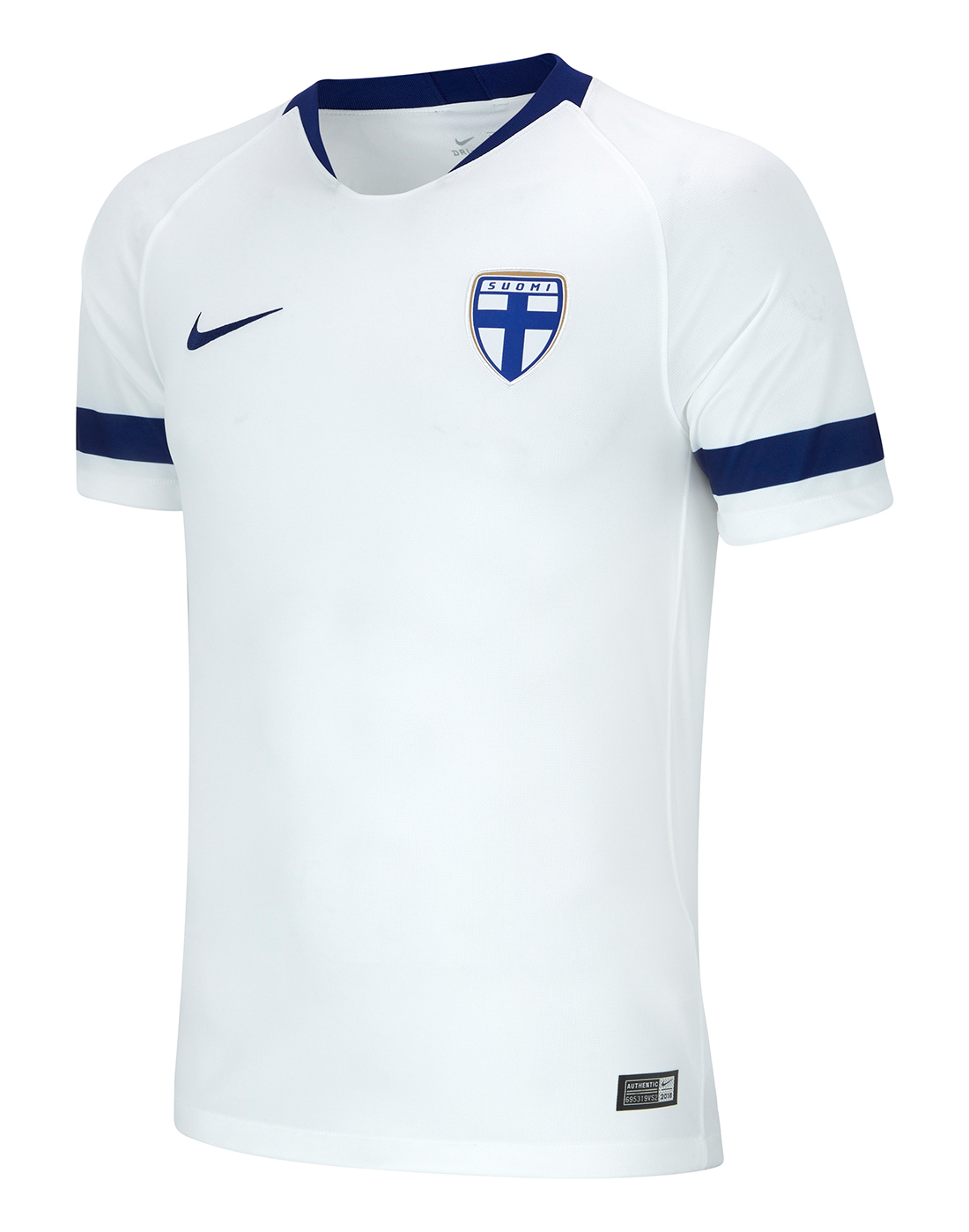 bb1023acb90 Nike Adult Finland Home 18/19 Jersey   Life Style Sports