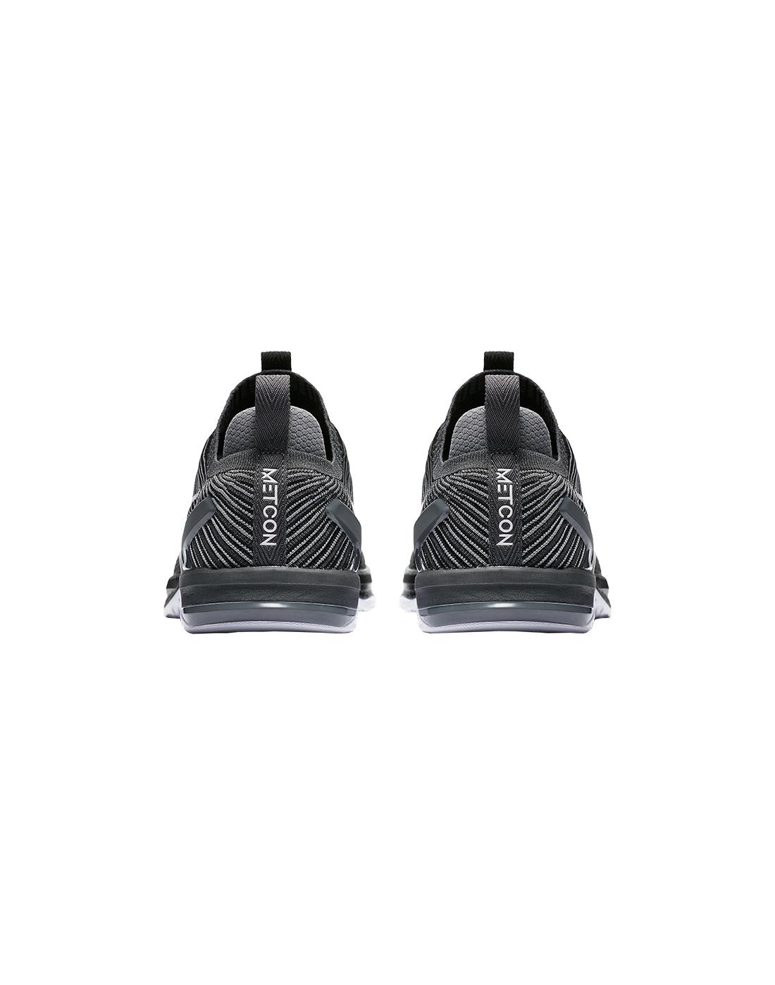 5ad5491b0639 Men s Black Nike Metcon Flyknit 2