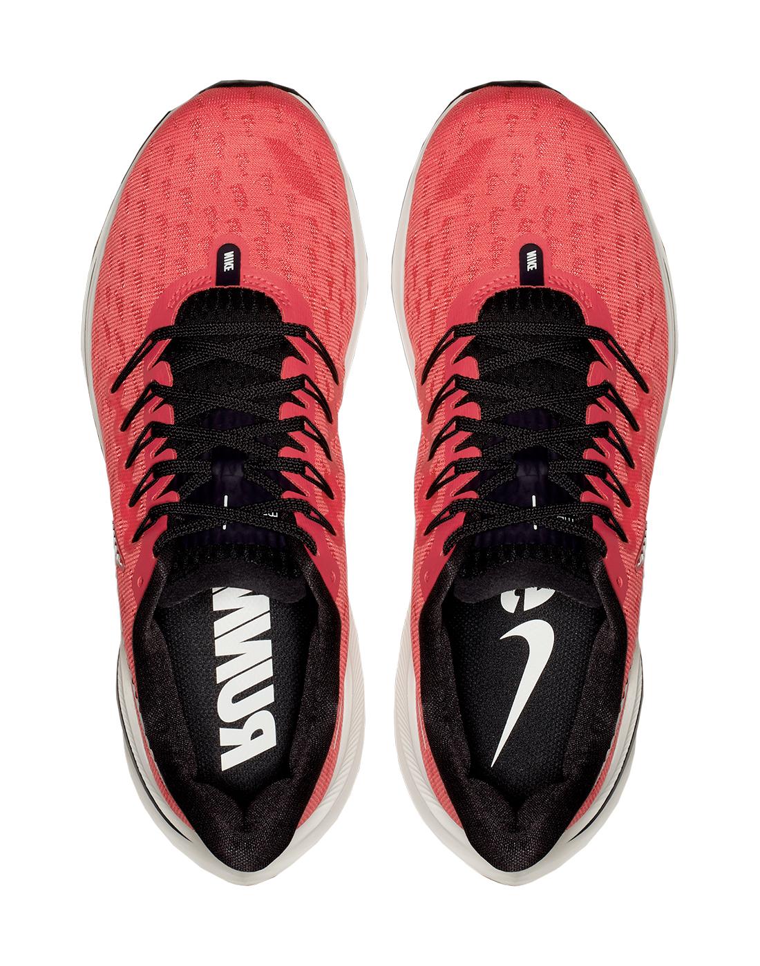 9409b0e62ebc Women s Red Nike Air Zoom Vomero 14