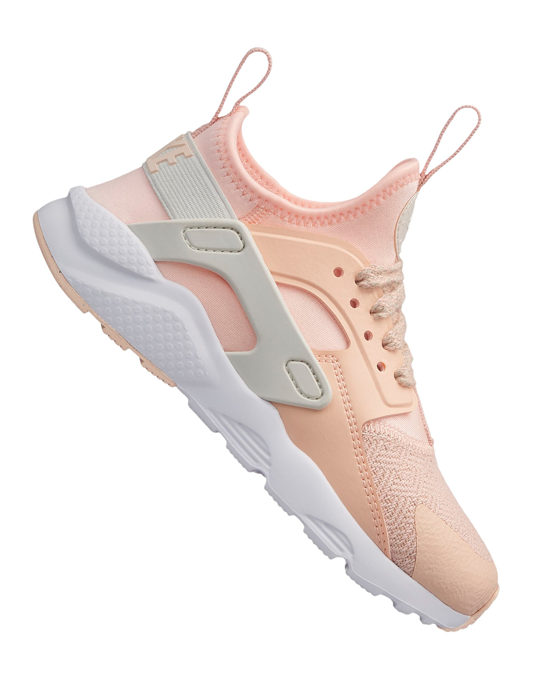 Nike Younger Girls Huarache Run Ultra - Pink   Life Style Sports IE