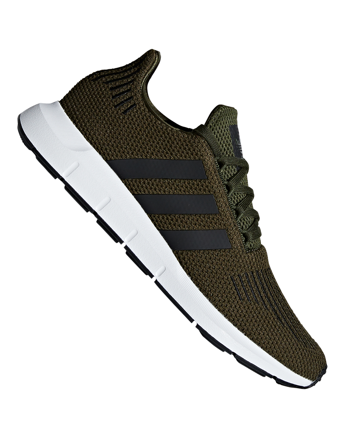3096c8c94e513 Women s Green adidas Originals Swift Runs