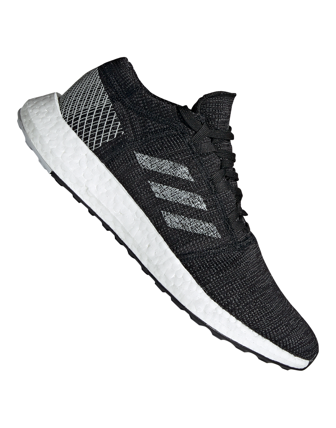 67bc51a0a845a Men s Black adidas Pure Boost Go