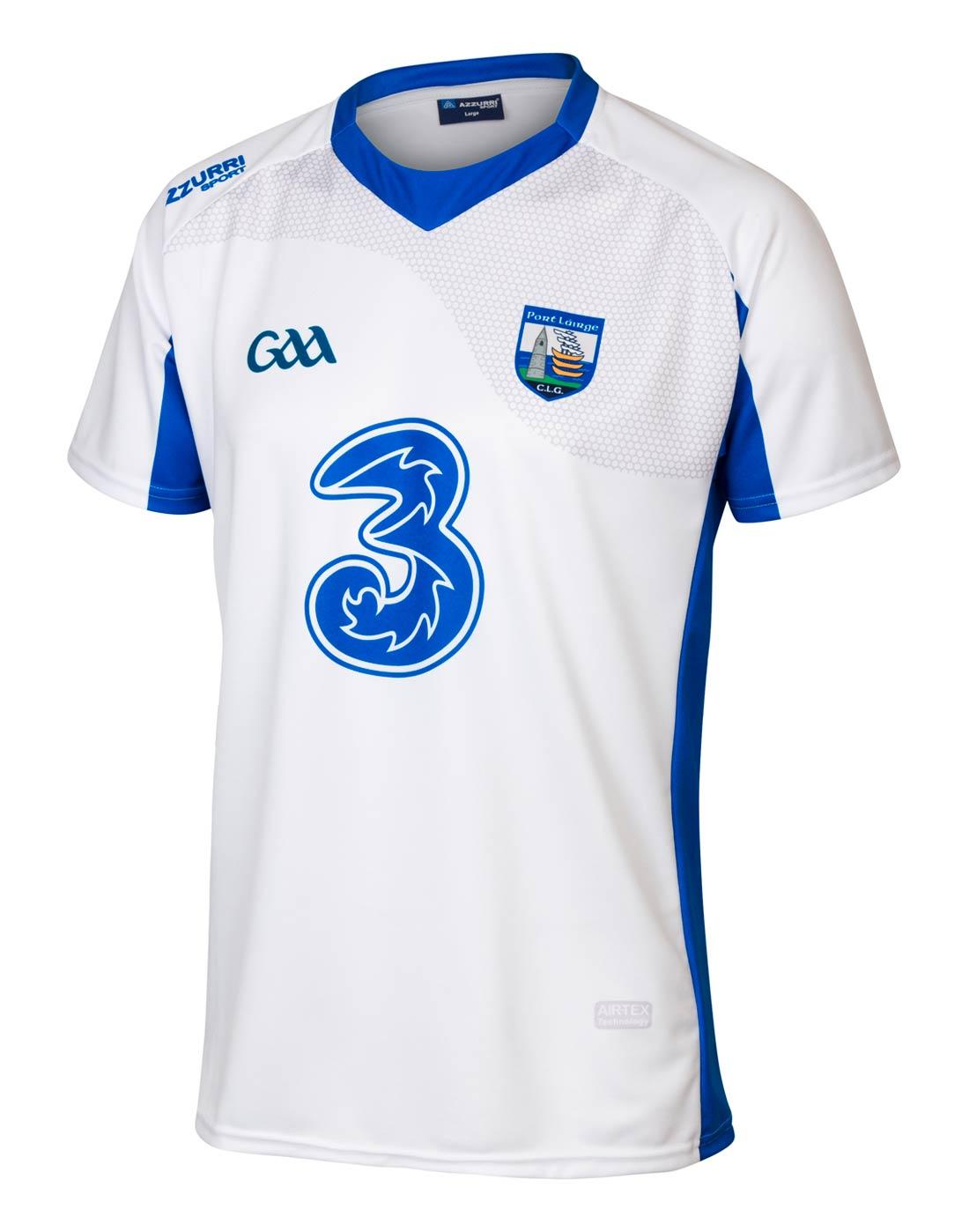 4aa399a337f92 Azzurri Kids Waterford GAA Jersey | Life Style Sports
