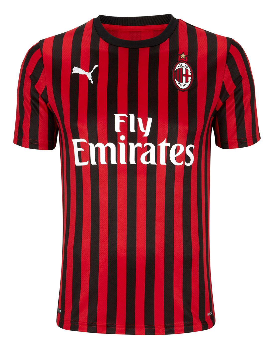 Puma Adult AC Milan 19/20 Home Jersey | Life Style Sports
