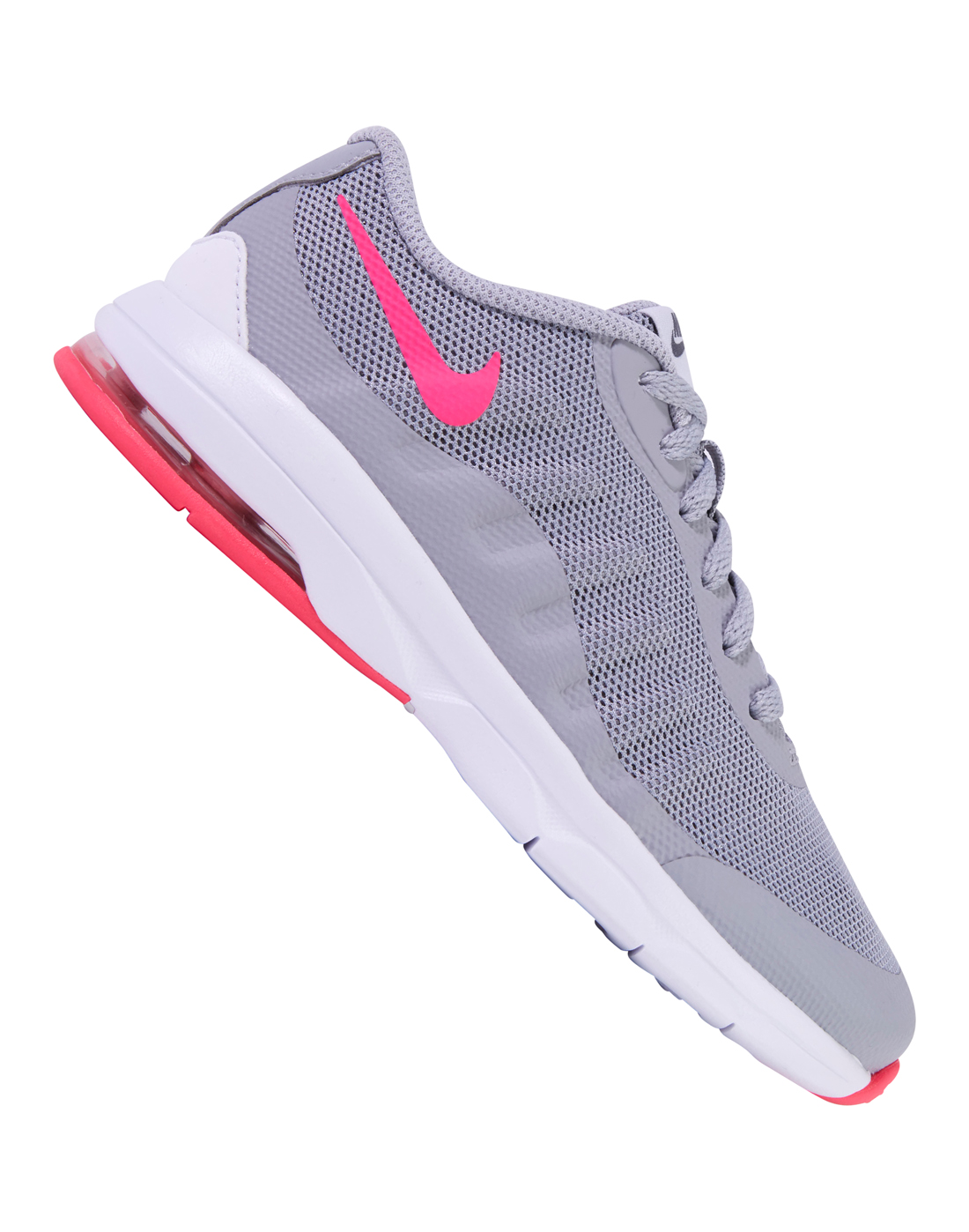 4f09ee3e00 Nike Younger Girls Air Max Invigor | Grey | Life Style Sports