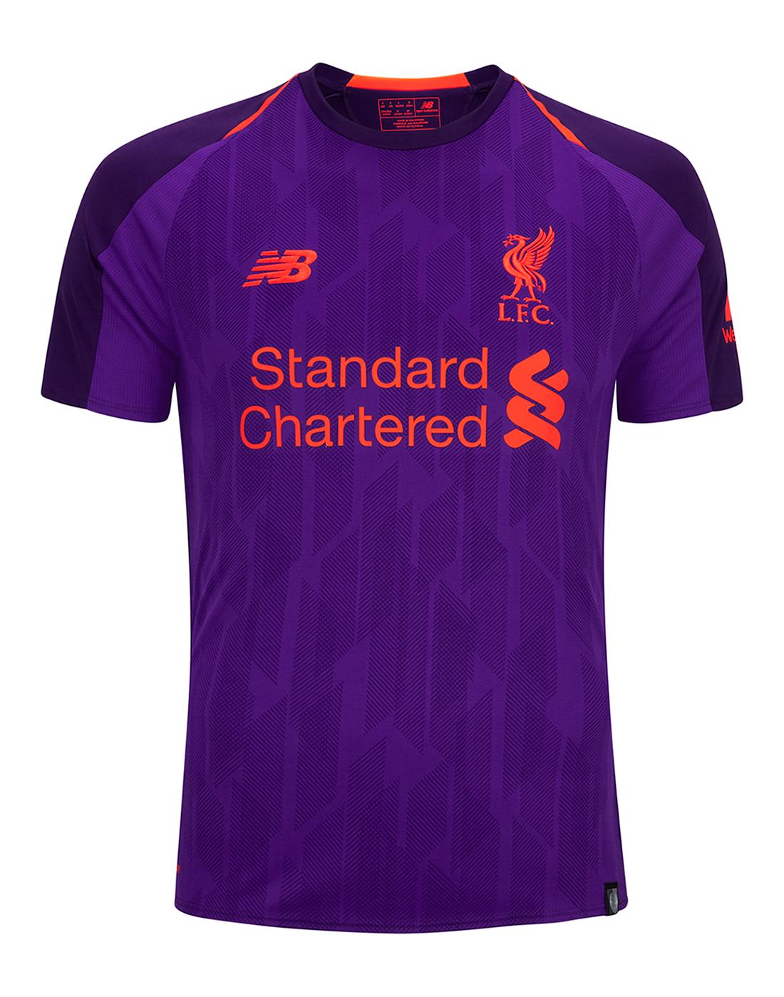 premium selection 47822 68008 Liverpool 18/19 Away Jersey   New Balance   Life Style Sports