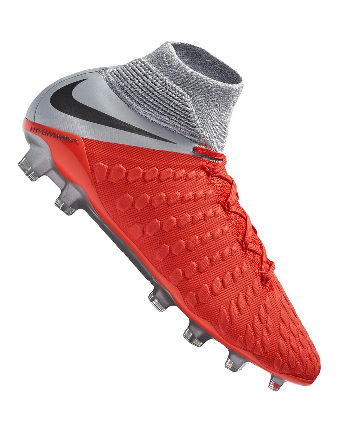 premium selection d7c4a af22f Nike Adult Hypervenom Phantom Elite Raised