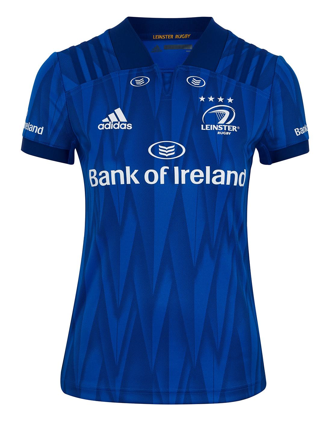 punto final Desanimarse hada  Ladies Leinster 2019 Home Jersey | adidas | Life Style Sports