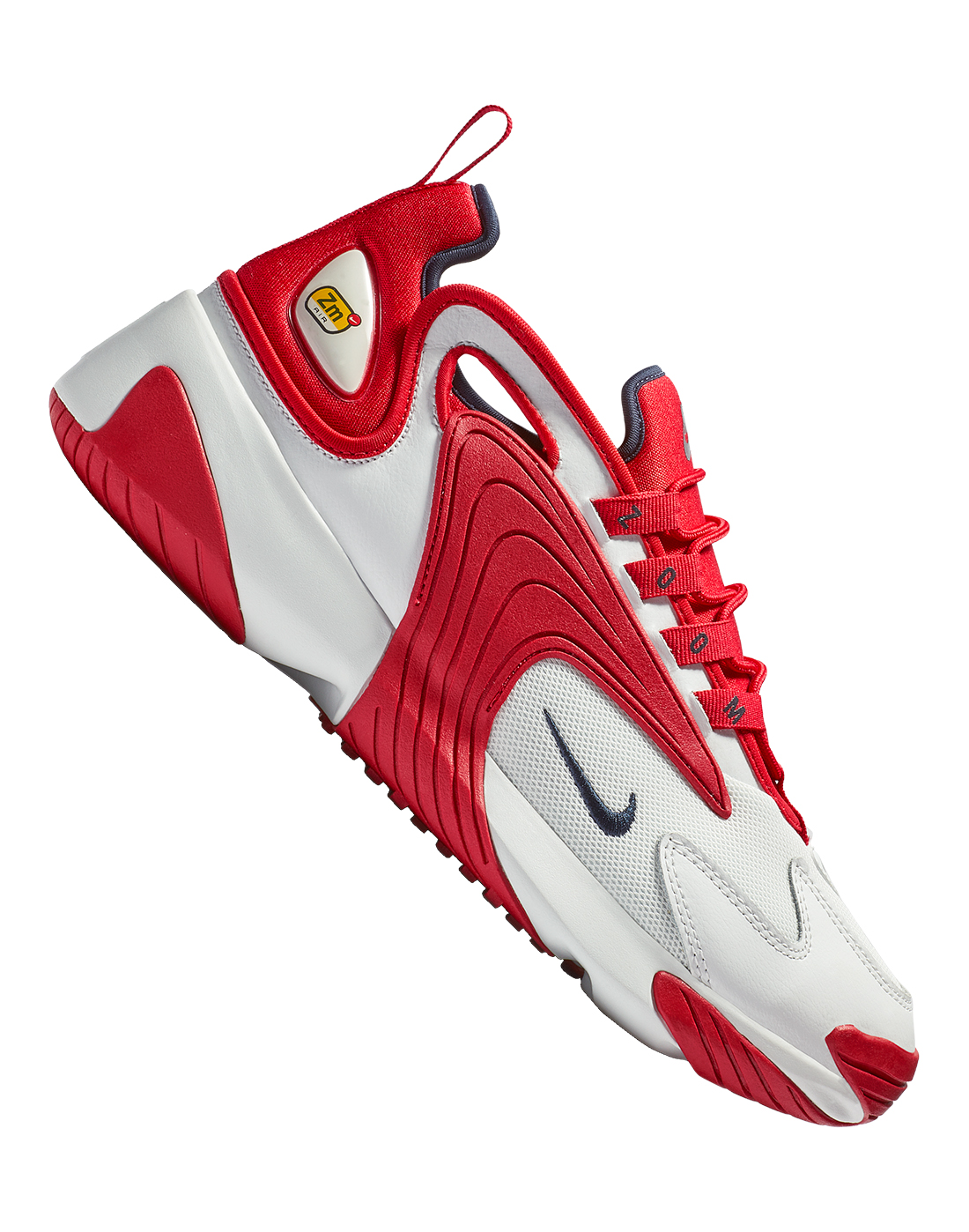 18f35253b Men's Red & White Nike Zoom 2K | Life Style Sports