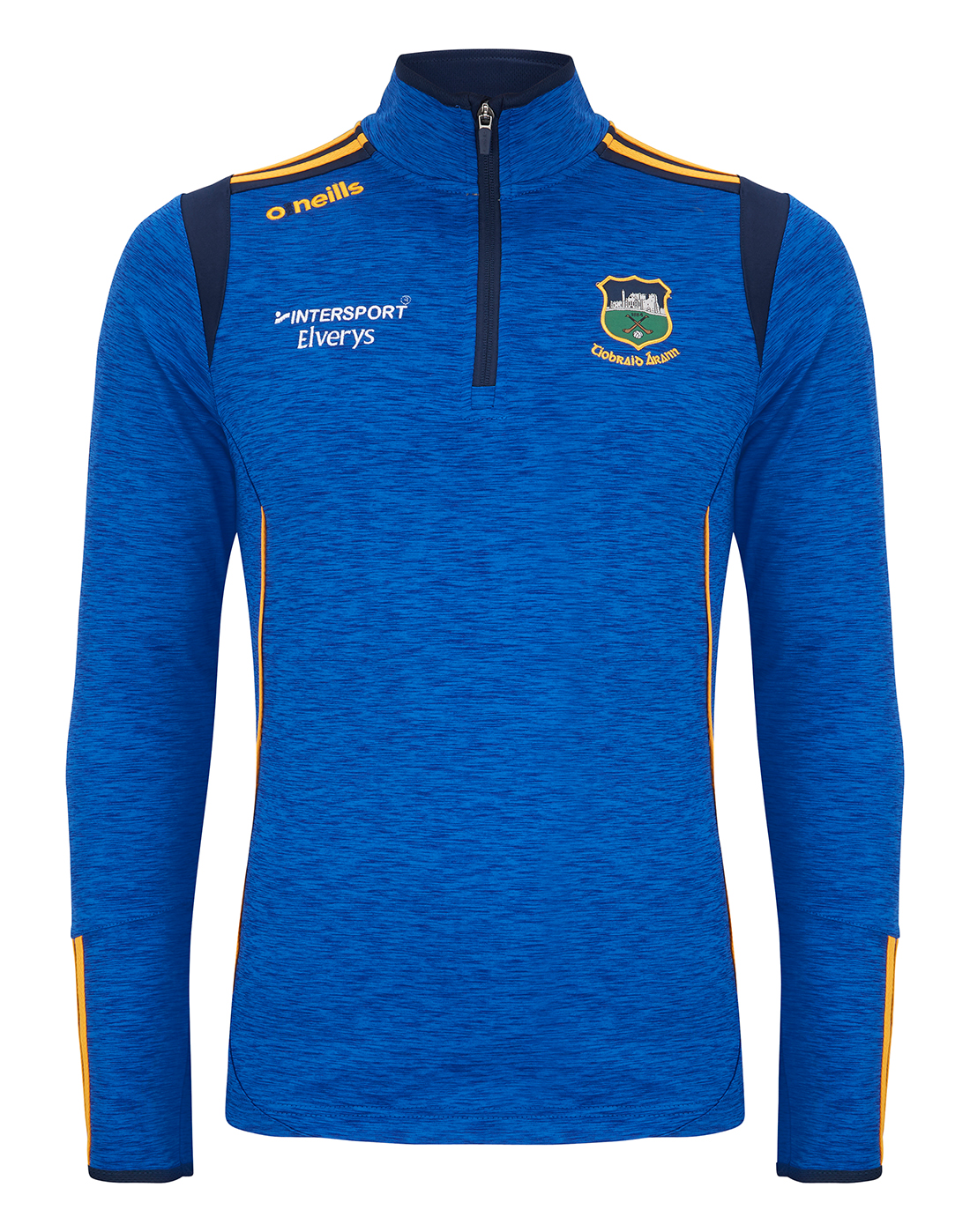 7567c64ce1 O Neills Mens Tipperary Solar Half Zip Top