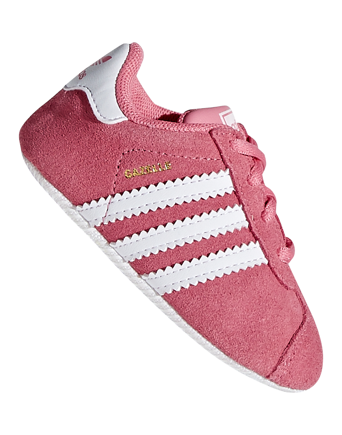 adidas Originals Infant Girls Gazelle Crib  592fb0d3ec1