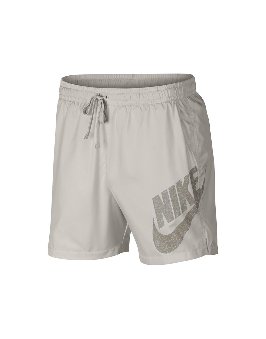 22c1d0d14f4d2 Men's NIke Woven Flow Shorts | Beige | Life Style Sports