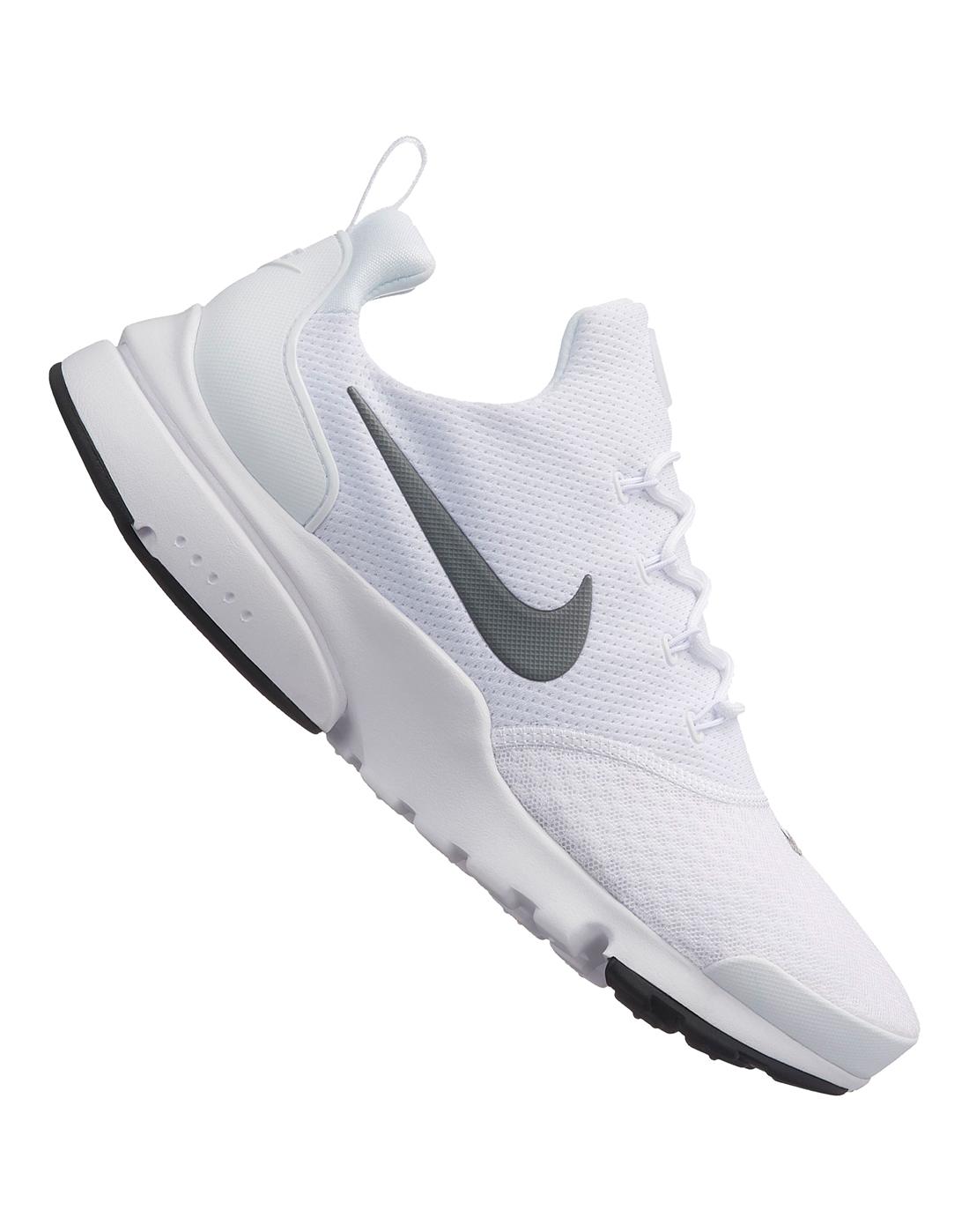 499402ccdbbf6 Men s White Nike Presto Fly