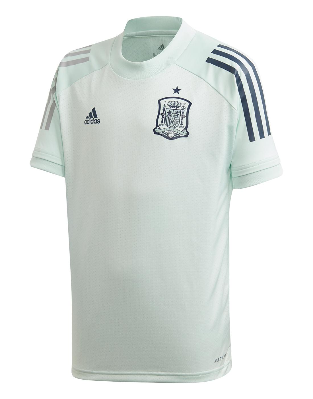 Decepcionado Culo Derivación  adidas Kids Spain Euro 2020 Training T-Shirt | Life Style Sports