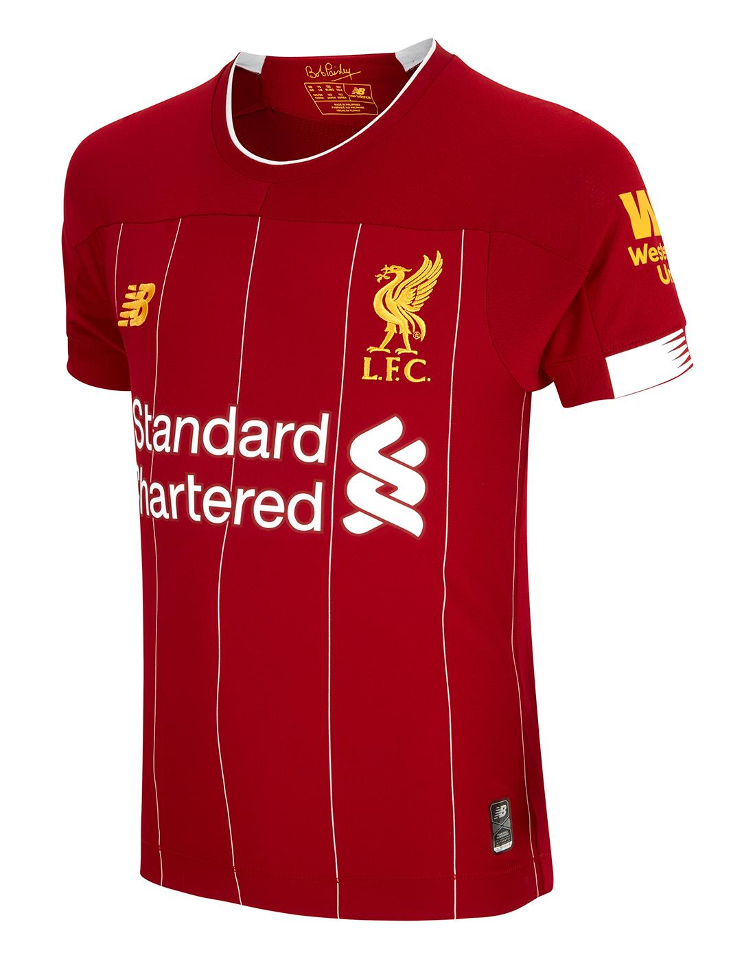 0daf28cfb4b ... Kids Liverpool 19 20 Home Jersey ...