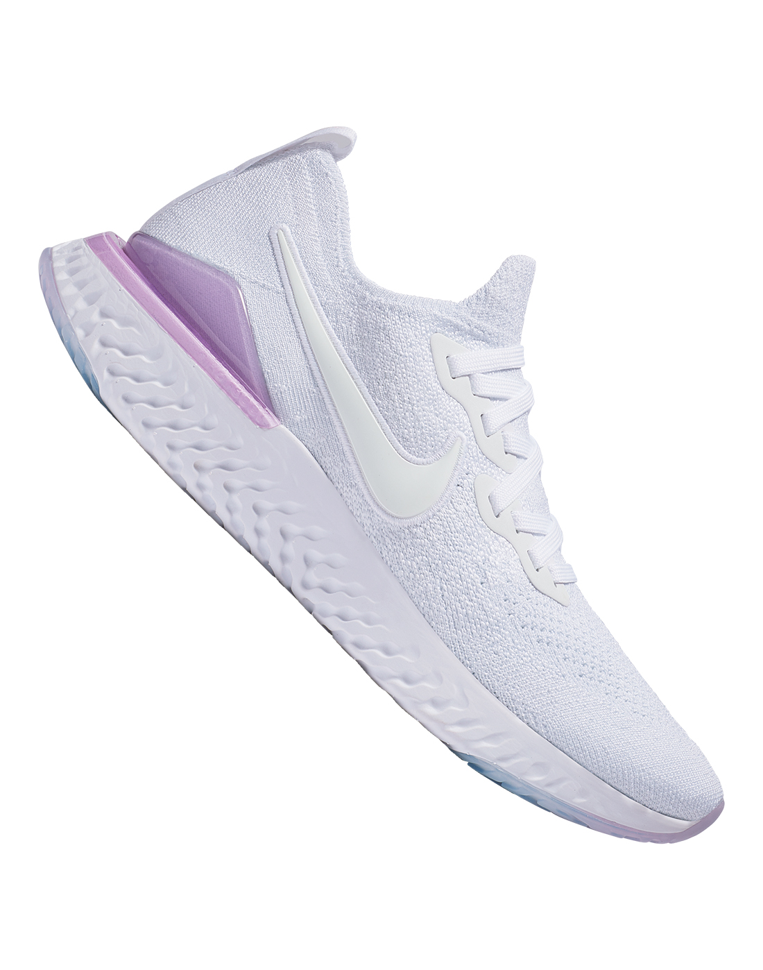 7ce42e7f53a8e Women s White   Pink Nike Epic React