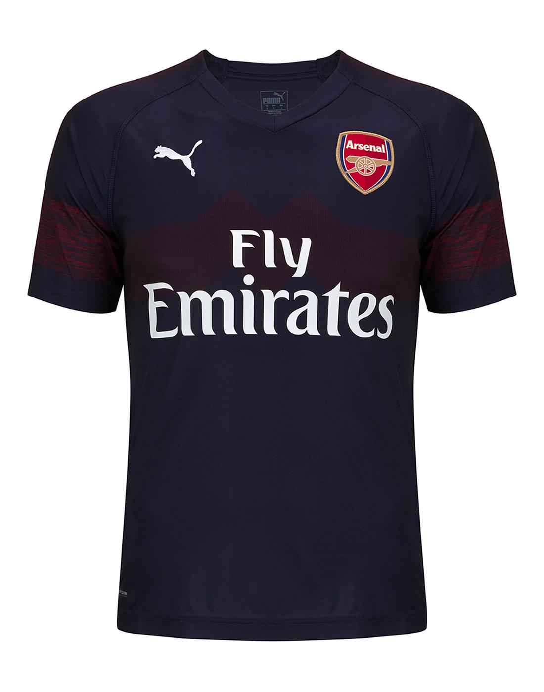 new style 21858 070a6 Arsenal 18/19 Away Jersey | Puma | Life Style Sports
