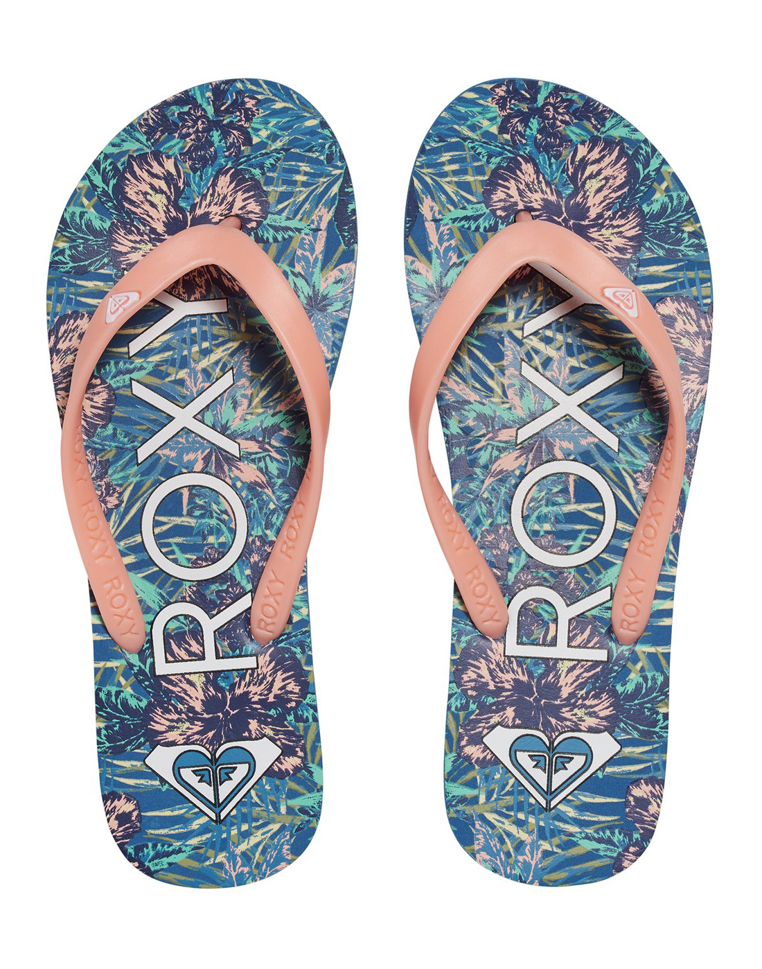 8fb0c3e8067 Roxy Womens Roxy Tahiti V Flip Flop