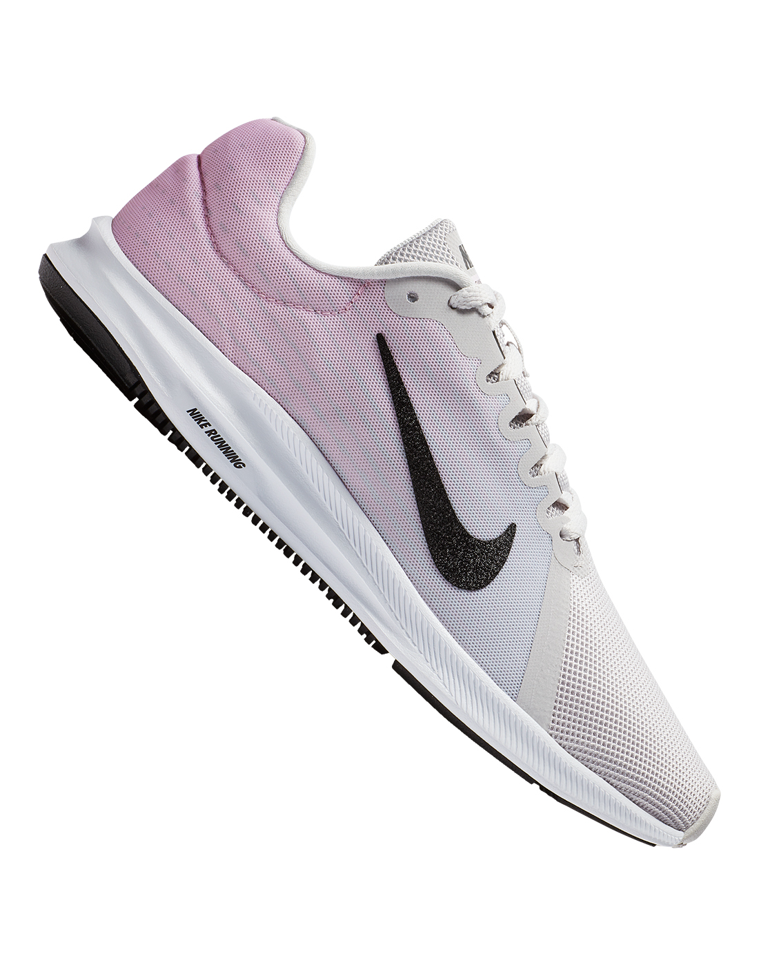 Women s Grey   Pink Nike Downshifter  a88f491fd9