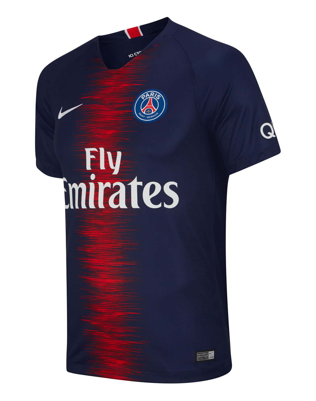 446413eaa ... Adult PSG Home 18 19 Jersey ...