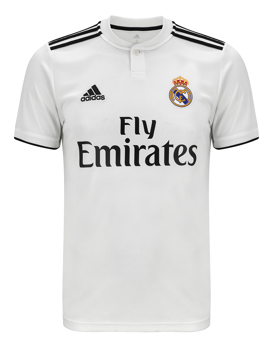 ad300f76e39 Adults Real Madrid 18 19 Home Jersey ...