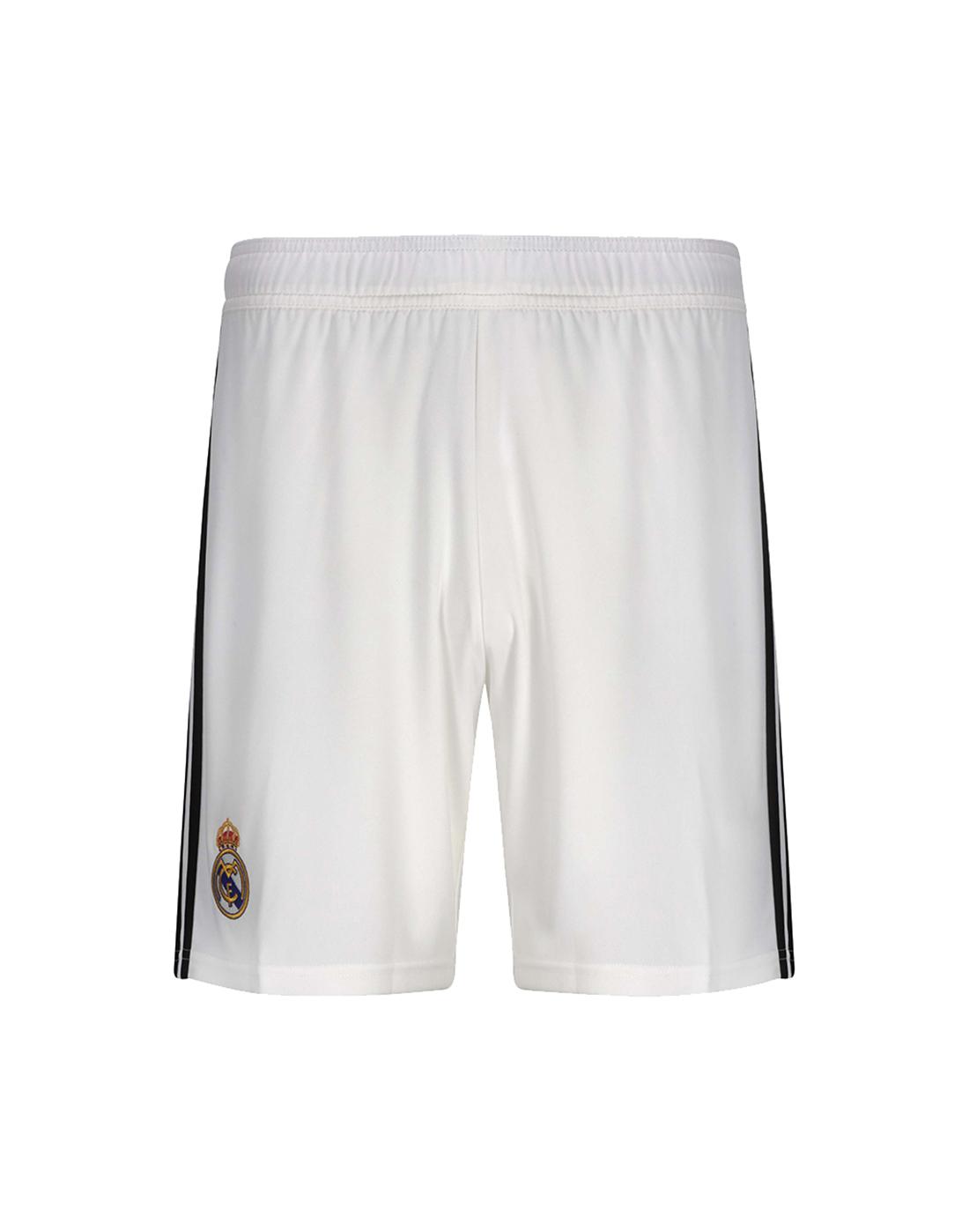 853faa3ac Real Madrid 18/19 Home Shorts | adidas | Life Style Sports