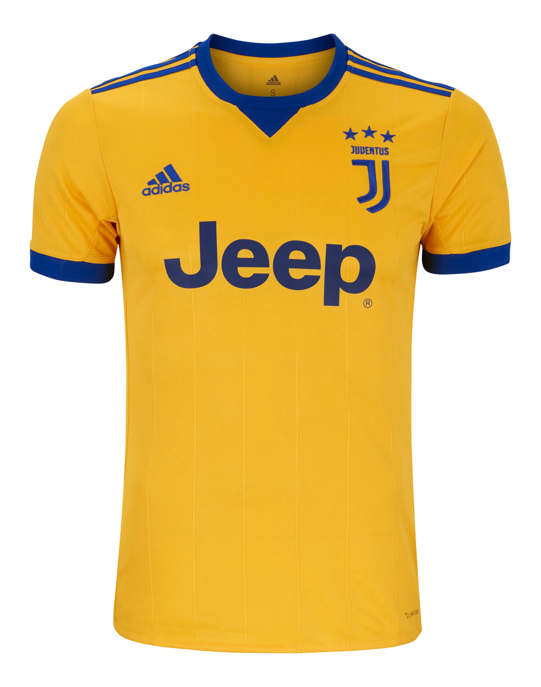Adidas Adult Juventus 17 18 Away Jersey Yellow Life Style Sports Ie