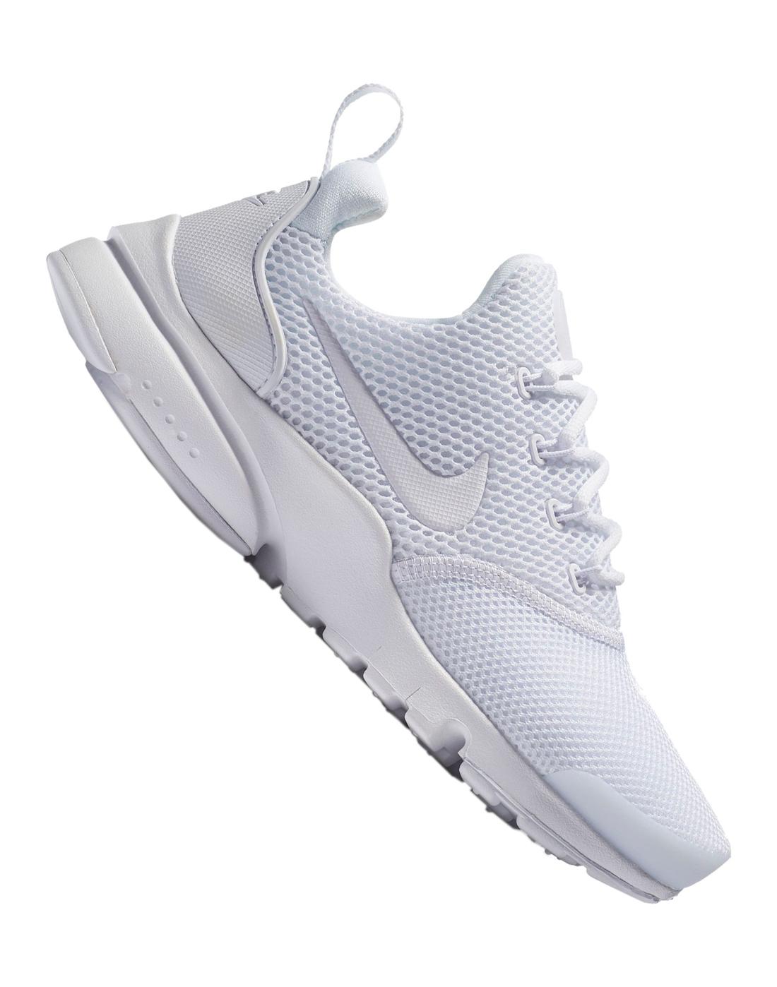 be5bb750a Nike Older Kids Presto Fly | White | Life Style Sports