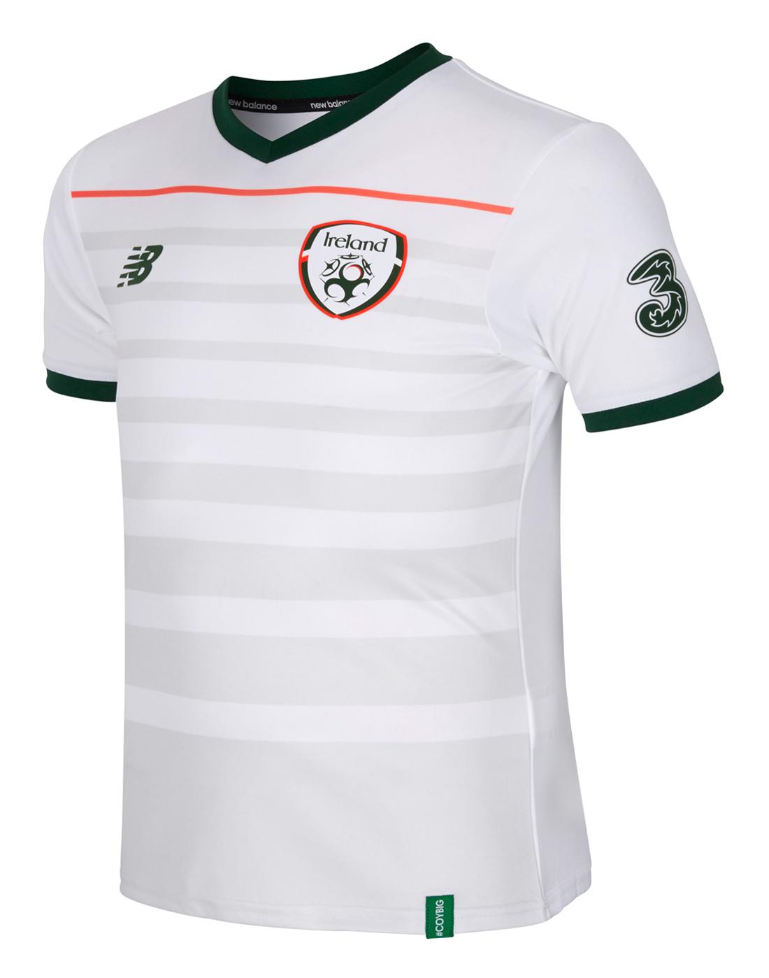 b7790165b99ee Kids Ireland Pre-Match Jersey · Kids Ireland Pre-Match Jersey ...