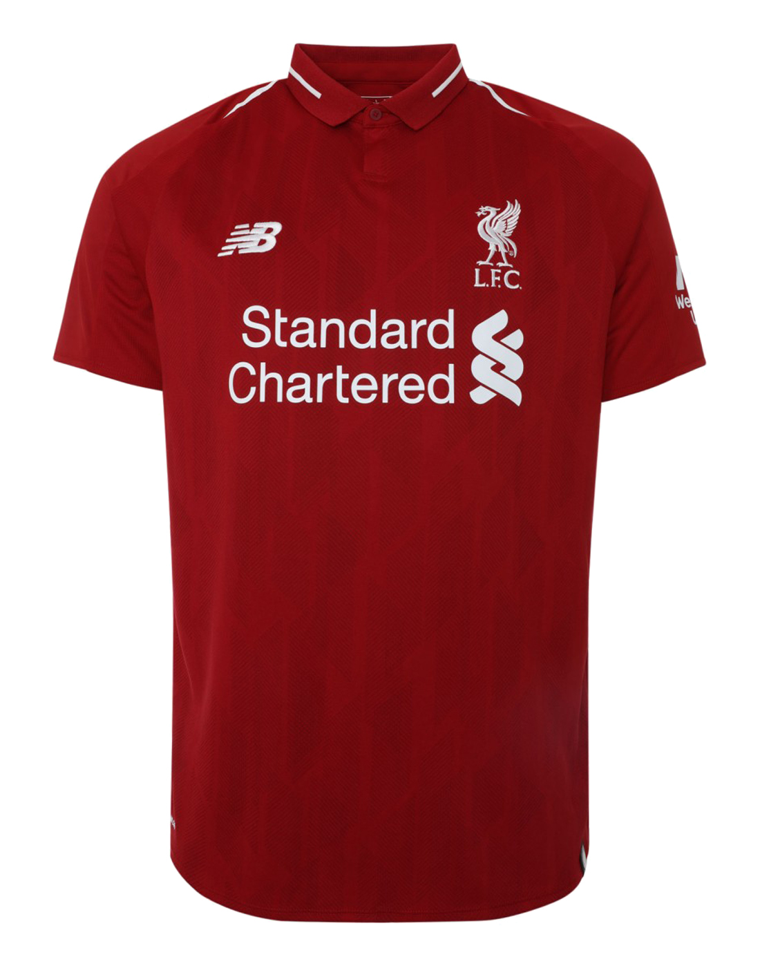 5b7018204 Mens Liverpool 18 19 Home Jersey ...