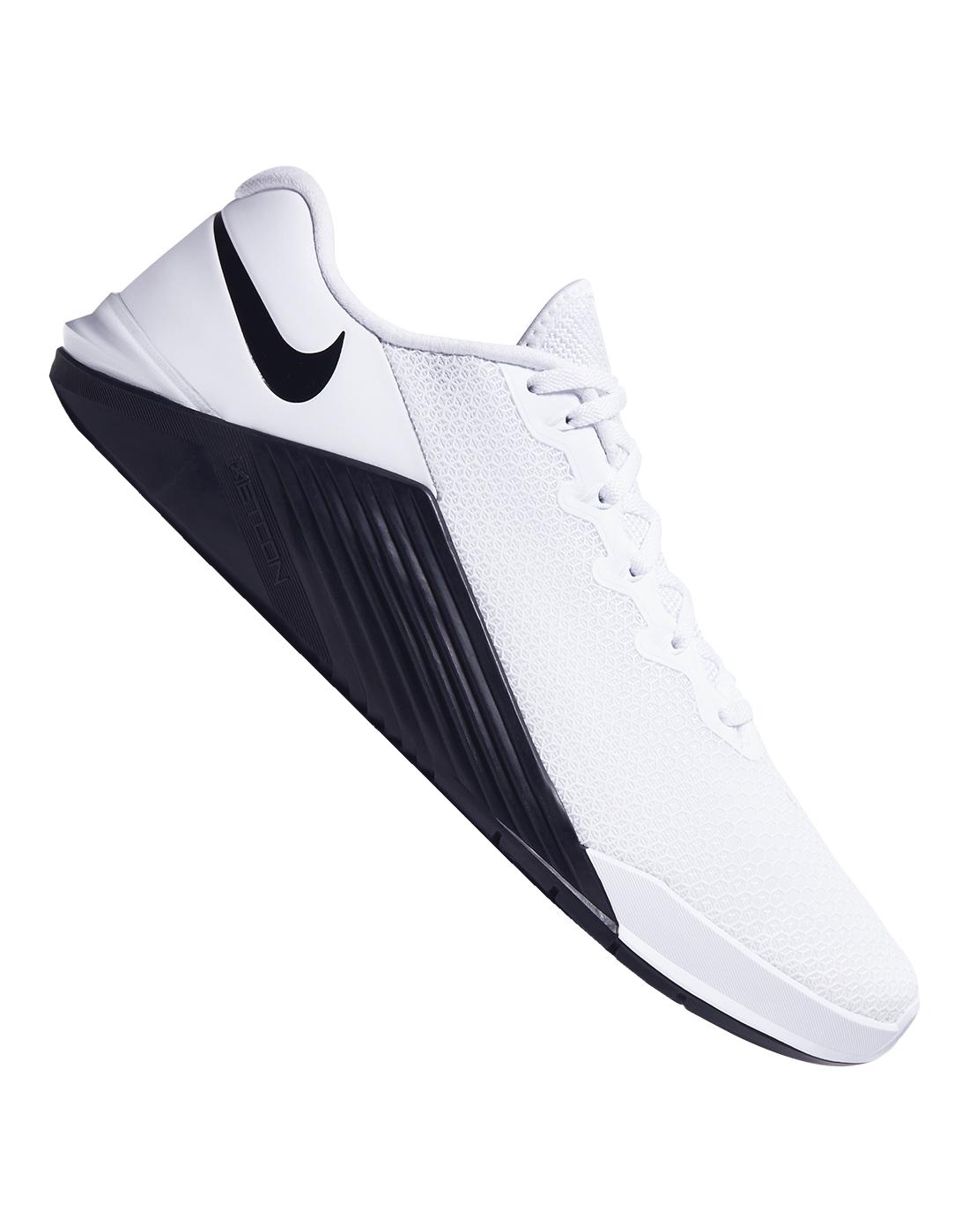 Nike Mens Metcon 5 - White | Life Style